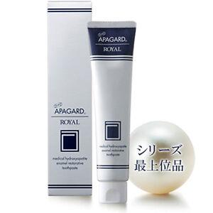 Sangi-APAGARD-ROYAL-Toothpaste-Anticaries-amp-Restorative-Whitening-40g-Japan
