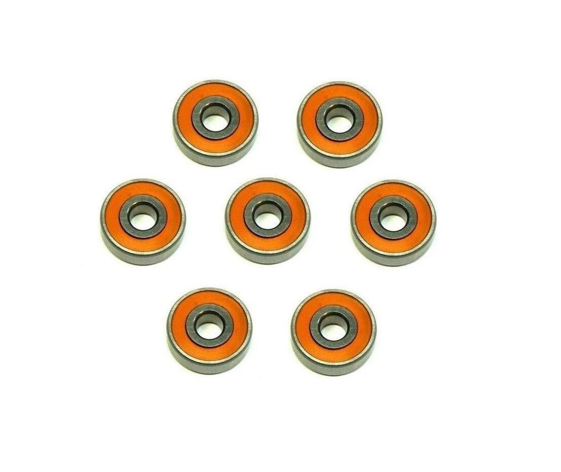Abu Garcia CERAMIC Super Tune bearings REVO Tgold 2 BEAST 50-HS, 51, 60-HS, 61