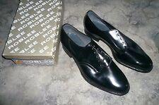 Vintage Roblee Black Mens Dress Formal Shoe Size 12C With Box!