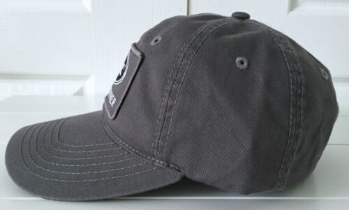 Stihl Outfitters Proud Owner Gray Fabric Hat Cap