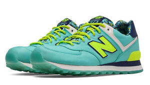 NEW BALANCE WOMEN CLASSICS WL574ILA LUAU PACK Lifestyle Retro Sneakers 6-9