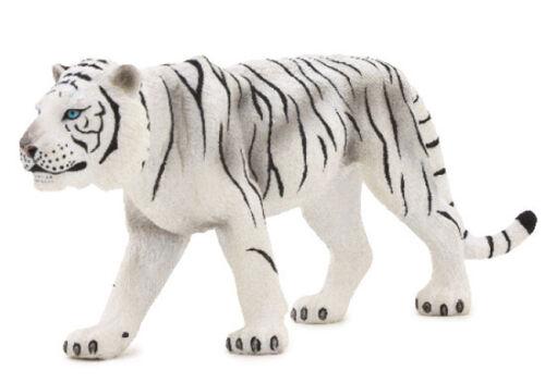 New in package FREE SHIPPINGMojo Fun 387013 White Tiger Wild Animal Model
