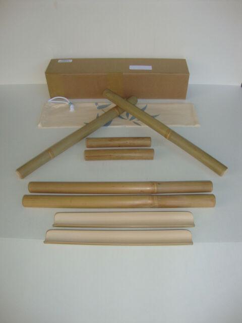 Massage Bamboo Therapy Fusion Kit  (8- MBFK)