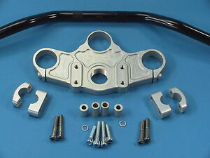 Lsl Superbike Guidon Transformation-kit Pour Bmw R 1200-s/r1200s Type De Véhicule: R12s-afficher Le Titre D'origine