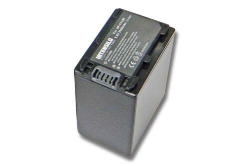 Batería 3300mAh Para SONY NP-FV30 NP-FV40 NP-FV50 NP-FV60 NP-FV70
