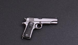 "1//6 M1911 Pistol Model Gun Rife Figure Weapon Toys F 12/"" Action Figure"