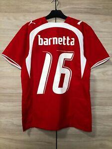 Switzerland 2006-2008 Barnetta #16 Home Football Soccer Shirt Jersey Trikot