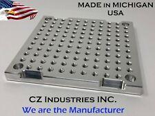6 X 6 X 12 Mic 6 Aluminum Fixture Sacrificial Plate Mini Palletqty 1