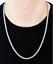 miniatuur 3 - 2MM 925 Sterling Silver Italian DIAMOND CUT ROPE CHAIN Necklace Italian Made