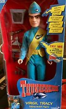 Thunderbirds Virgil Tracy Talking Action Figure  NEW in BOX
