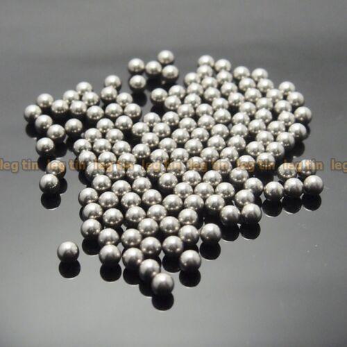 "6.35mm  1//4/""  G16 Grade Hardened Carbon Steel Loose Bearing Balls 20 pcs"