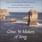 Come, Ye Makers of Song (CD, Sep-2000, Marquis Classics)
