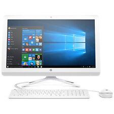 """Hewlett Packard 24g016 Intel Pentium J3710 1TB 7200RPM 8GB RAM 23.8"""" AllInOne PC"""