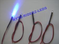 BLUE LED INTERIOR LIGHTS FITS BMW  HONDA ACURA BUICK CHEVYROLET CHYSLER 5MM LEDS