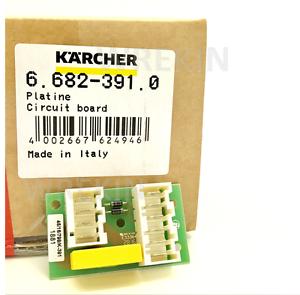 Genuine Karcher Puzzi 100 200 Circuit Board 66823910 Ebay