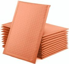 Any Size Poly Bubble Mailers Shipping Mailing Padded Bags Envelopes Self Seal4x8