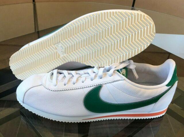on sale detailed images wholesale sales Nike Classic Cortez QS X Stranger Things Hawkins High Men Shoes Sz 14  Cj6106-100