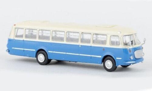 de color beige claro//azul 1960-nuevo Brekina 58255-1//87 jzs Jelcz 043 bus
