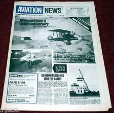 Aviation News 5.16 Hunting Percival Pembroke,Upper Heyford