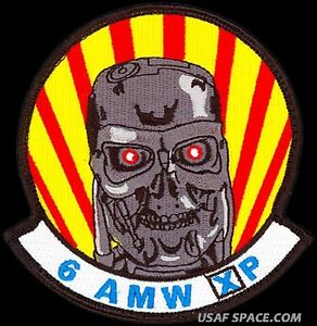 USAF 6th AIR MOBILITY WING TERMINATOR - Special Operations ...