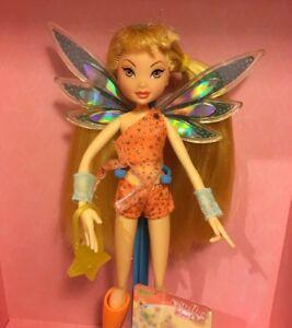 Winx Club Mattel Magic Winx Stella Doll Ebay