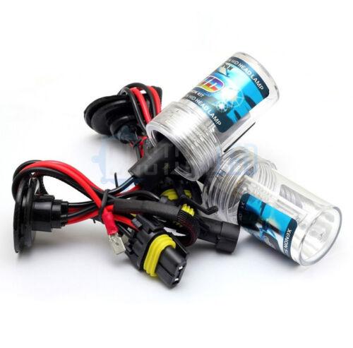 35w H3 HID Kit Smart Canbus Terminator Xenon Slim Ballast Metal Bulbs Error Free