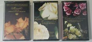 Victorias Secret Composers Series A Three Vol Classical Cassette Set 1995 Iliad
