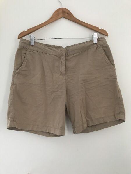 12 Pantaloncini Estate Beige < Jj4230 Buoni Compagni Per Bambini E Adulti