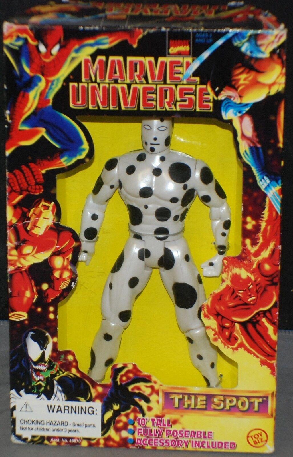 Marvel - universum ort marvel villan mit zubehör 1998 voll poseable nrfb