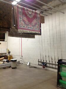 Area Rug Cleaning Complete In Plant Cleaning Equipment
