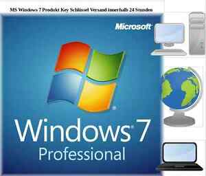 OEM-Product-Key-Fuer-Win-dows-7-Professional-Pro-DE-64-Bit-Produkt-Schluessel-ESD