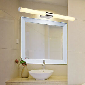 8w 24w lampada da specchio luce a led lampade da parete faretto bagno arredo ebay - Lampade per specchio bagno a led ...