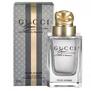 Gucci-Made-To-Measure-By-Gucci-3-0-Oz-EDT-Spray-NIB-Sealed-Cologne-For-Men
