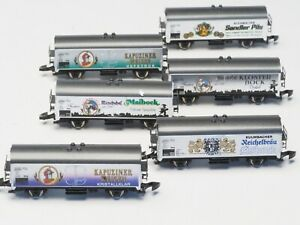 88400-034-K-034-Marklin-Z-scale-The-Breweries-of-KULMBACH-Collectors-set-Beer-car