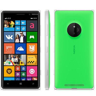 NEW NOKIA LUMIA 830 GREEN 16GB Unlocked - AVERAGE CONDITION - Smartphone Mobile