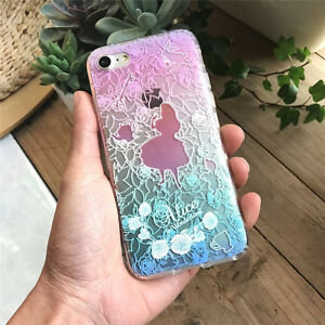custodia iphone 6 disney alice