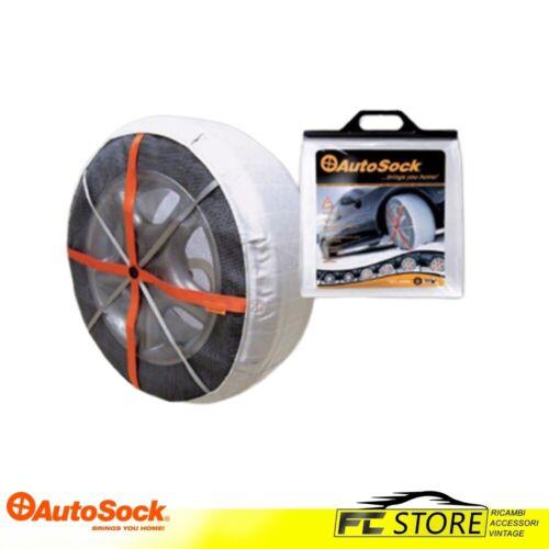 Coppia Calze da Neve Autosock Approvate Taglia 685 per pneumatici 245//35r19