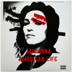 Madonna-American-Life-2-x-Vinyl-LP-NEW-amp-SEALED