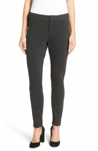 NEW Not Your Daughter's NYDJ Betty Stretch Ankle Pants Charcoal P11Z1814 SZ 12P
