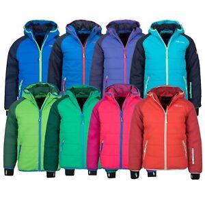 beste Auswahl an Abstand wählen heiße Produkte Details zu Trollkids Skijacke Hafjell Schutz Nässe Wind Kinder Winterjacke