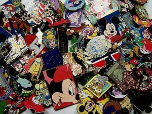 Disney-Pin-Lot-100-pins-Fastest-Shipping-to-USA-100-TRADABLE