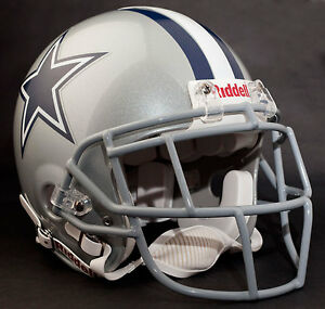 6c737dc1c Image is loading EMMITT-SMITH-Edition-DALLAS-COWBOYS -Riddell-AUTHENTIC-Football-