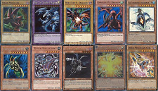Yugioh Battle City 10 Deck Set - 403 Cards - Yugi + Seto + Marik + Joey + Mai