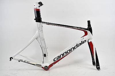 Cannondale Slice Carbon TT/Triathlon Frameset 56cm