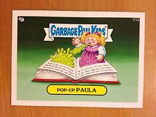 Garbage Pail Kids 2013 Minis #171a Pop-Up Paula NrMint-Mint