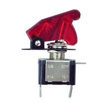 1PCS 12V 20A Car Auto Cover LED Light SPST Toggle Rocker Switch Control On/Off