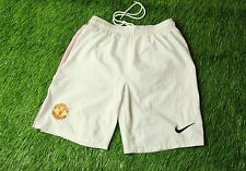 MANCHESTER UNITED ENGLAND 2012-2013 FOOTBALL SHORTS GOALKEEPER NIKE ORIGINAL