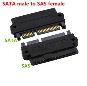 SAS-22-PIN-a-SATA-22PIN-7-15-Hard-Disk-Drive-Adattatore-RAID-con-15-pin-di-alimentazione