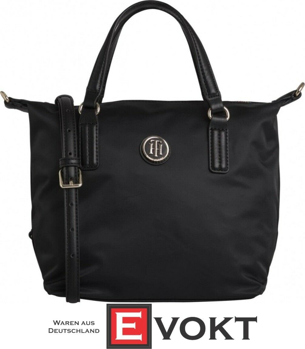 Tommy Hilfiger POPPY TOTE SOLID Borse Donna