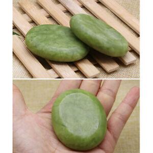 Professionelle Jade Massagesteine für Salon Körpermassage Therapie